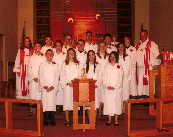 2010 Confirmation Class-3